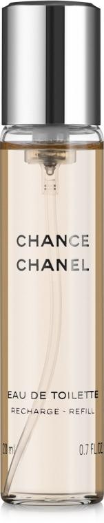 Chanel Chance - Apă de toaletă (refill) — Imagine N2