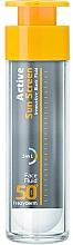 Parfumuri și produse cosmetice Fluid pentru față - Frezyderm Active Sun Screen Face Fluid Spf50+