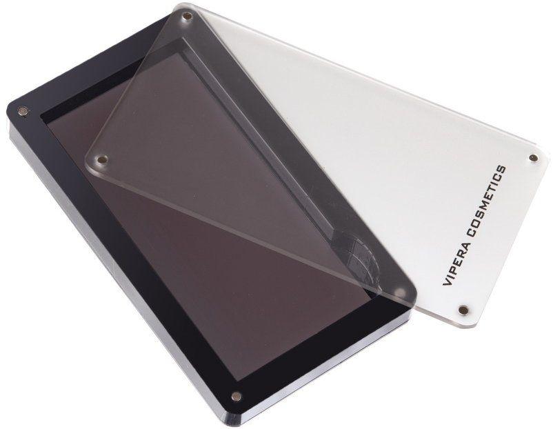 Husă pentru farduri de ochi - Vipera Magnetic Play Zone Medium Satin Palette — Imagine N3