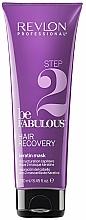 Parfumuri și produse cosmetice Mască cu keratină pasul 2 - Revlon Professional Be Fabulous Hair Recovery Mask
