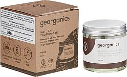 Parfumuri și produse cosmetice Pastă naturală de dinți - Georganics Pure Coconut Natural Toothpaste