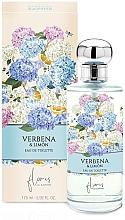 Parfumuri și produse cosmetice Saphir Parfums Flowers de Saphir Verbena & Lemon - Apă de parfum