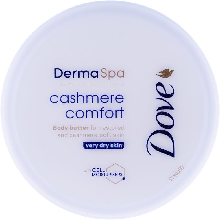 Ulei cremă pentru corp - Dove DermaSpa Cashmere Comfort Body Butter