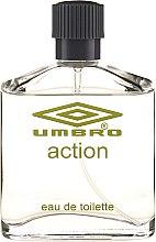 Parfumuri și produse cosmetice Umbro Action - Apă de toaletă (tester cu capac)