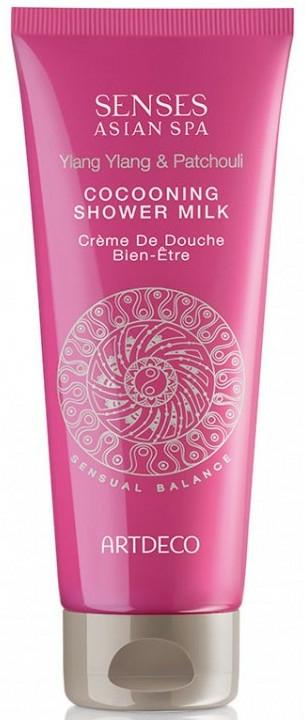 Lapte de duș - Artdeco Senses Asian Spa Sensual Balance Cocooning Shower Milk — Imagine N1