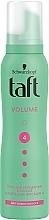 Parfumuri și produse cosmetice Spumă de styling pentru păr fragil - Schwarzkopf Taft Volume Mousse №4