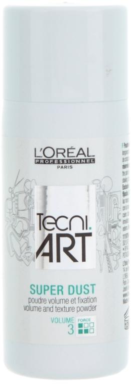 Pudră de păr pentru volum - L'Oreal Professionnel Tecni.art Super Dust — Imagine N1