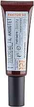 Parfumuri și produse cosmetice Cremă de protecție solară pentru față - Ecooking Sunscreen For The Face SPF 50