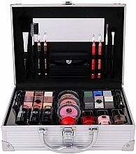 Parfumuri și produse cosmetice Paletă de machiaj - Cosmetic 2K All About Beauty Train Case