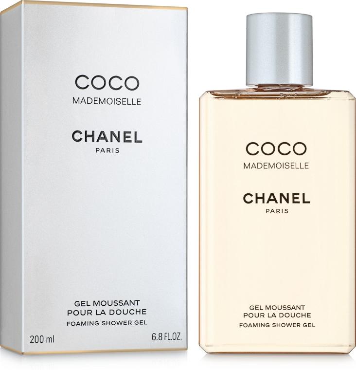 Chanel Coco Mademoiselle - Gel de duș — Imagine N1