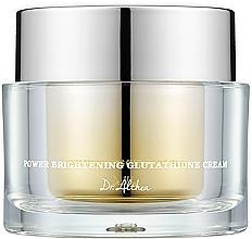 Parfumuri și produse cosmetice Cremă cu efect de strălucire pentru pielea neuniformă cu pigmentare - Dr. Althea Power Brightening Glutathione Cream
