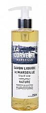 """Parfumuri și produse cosmetice Săpun lichid """"Nature"""" - La Corvette Liquid Soap"""