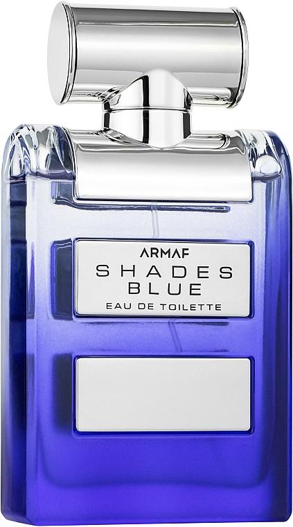 Armaf Shades Blue - Apă de toaletă