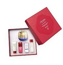 Set - Shiseido Vital Perfection (conc/10ml + foam/15ml + softner/30ml + conc/3ml + cr/50ml) — Imagine N1