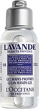 """Parfumuri și produse cosmetice Gel de curățare pentru mâini """"Lavandă"""" - L'Occitane Lavande De Haute-provence"""