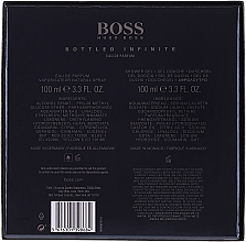 Hugo Boss Bottled Infinite - Set (edp/100ml + sh/gel/100ml) — Imagine N4