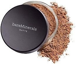 Parfumuri și produse cosmetice Pudră de față - Bare Escentuals Bare Minerals Matte Foundation SPF15