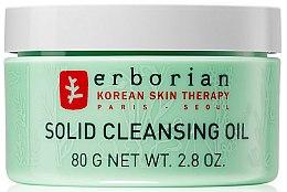 Parfumuri și produse cosmetice Ulei demachiant pentru față - Erborian Solid Cleansing Oil