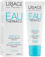 Parfumuri și produse cosmetice Cremă ușoară hidratantă - Uriage Eau Thermale Water Cream