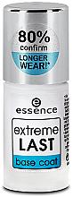 Parfumuri și produse cosmetice Lac de bază - Essence Extreme Last Base Coat