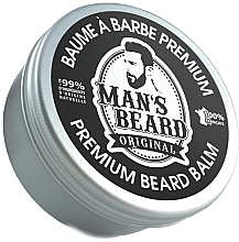 Parfumuri și produse cosmetice Balsam pentru barbă, premium - Man's Beard Premium Beard Balm