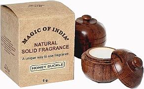 """Cremă-parfum natural """"Honey Suckle"""" - Shamasa — Imagine N1"""