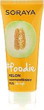 Parfumuri și produse cosmetice Spumă hidratantă pentru mâini - Soraya Foodie Melon Mus