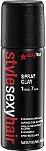 Parfumuri și produse cosmetice Spray pentru păr - SexyHair StyleSexyHair Clay Texturizing Spray