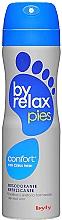 Parfumuri și produse cosmetice Deodorant revigorant pentru picioare - Byly Byrelax Comfort With Citrus Fresh Feet Deo Spray