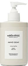 Parfumuri și produse cosmetice Săpun pentru mâini - Estelle & Thild Citrus Menthe Citrus Menthe Hand Soap