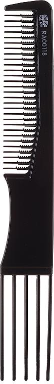 Pieptene pentru păr, 195 mm - Ronney Professional Comb Pro-Lite 118 — Imagine N1