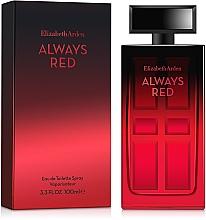 Elizabeth Arden Always Red - Apă de toaletă — Imagine N2