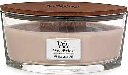 Parfumuri și produse cosmetice Lumânare aromatică în pahar - Woodwick Sea Salt & Vanilla Scented Candle