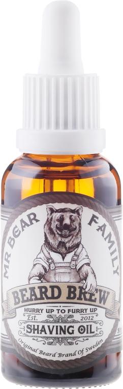 Ulei de ras - Mr. Bear Family Shaving Oil — Imagine N2