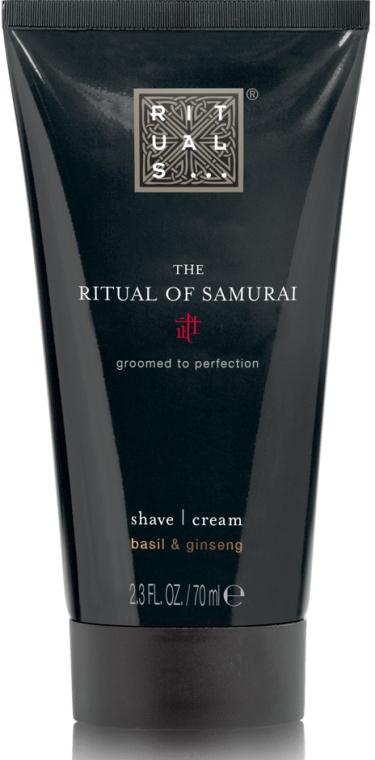Cremă de ras - Rituals The Ritual Of Samurai Shave Cream