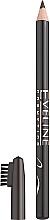 Parfumuri și produse cosmetice Creion pentru sprâncene - Eveline Cosmetics Eyebrow Pencil