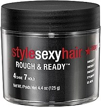 Parfumuri și produse cosmetice Cremă pentru păr uscat - StyleSexyHair Rough & Ready