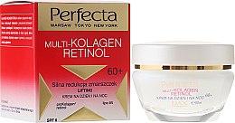 Parfumuri și produse cosmetice Cremă de față - Dax Cosmetics Perfecta Multi-Collagen Retinol Face Cream 60+