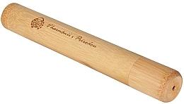 Parfumuri și produse cosmetice Husă din bambus pentru periuță de dinți - Curanatura