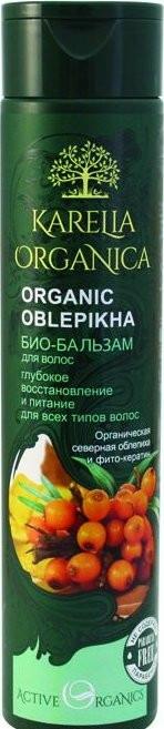 "Balsam de păr ""Organic Oblepikha"" - Fratti HB Karelia Organica"