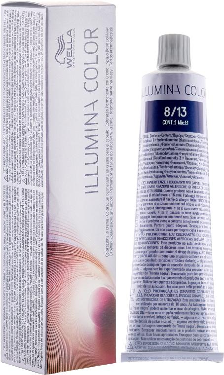 Vopsea-cremă de păr - Wella Professionals Illumina Color