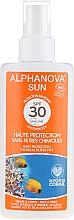 Parfumuri și produse cosmetice Spray de protecție solară pentru corp - Alphanova Sun Protection Spray SPF 30