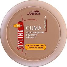 Parfumuri și produse cosmetice Gumă pentru styling păr - Joanna Styling Effect Creative Hair Styling Gum Extreme Fixation