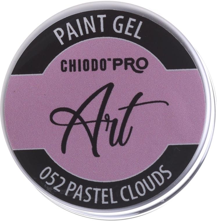 Gel unghii - Chiodo Pro Art Paint Gel — Imagine N1