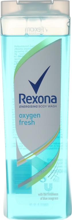 Gel de duș - Rexona Oxygen Fresh Shower Gel — Imagine N3