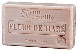 "Parfumuri și produse cosmetice Săpun natural ""Flori de Tiara"" - Le Chatelard 1802 Flowers Tiara Soap"