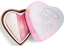 Parfumuri și produse cosmetice Paletă iluminatoare - I Heart Revolution Angel Heart