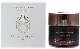 Parfumuri și produse cosmetice Cremă pentru față - Omorovicza Gold Rescue Cream