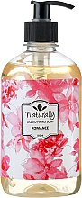 Parfumuri și produse cosmetice Săpun lichid natural - Naturally Hand Soap Romance