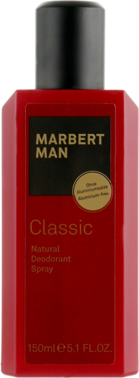 Deodorant-spray natural - Marbert Man Classic Natural Deodorant Spray